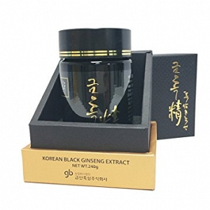 Korean Black Ginseng Extract 240gr