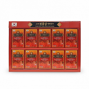 Korean Red Ginseng Sliced