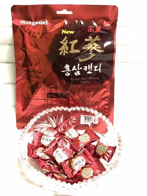 Korean red Ginseng Candy - 100 g