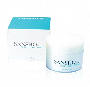SANSHO Skin Luxury Cream - 50ml
