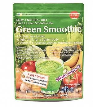 Green Morning Smoothie - 200 Grams