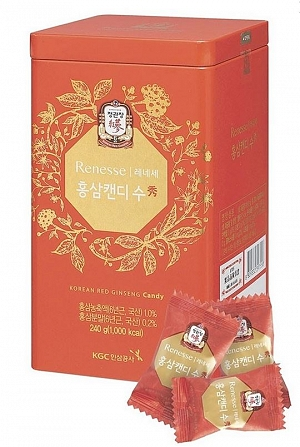 Korean red ginseng extract Renesse Candy - 240g