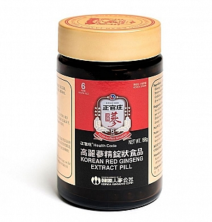 Korean red ginseng Extract Pills - 168g
