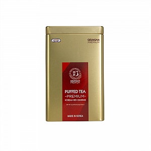 Premium Geumsam Puffed Tea Korean Red Ginseng