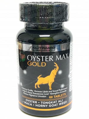 OYSTER MAX GOLD – 60 tables