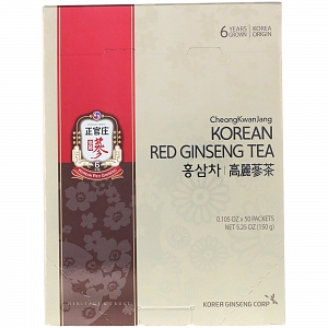 Red Ginseng Instant Tea - 3g x 50 bags