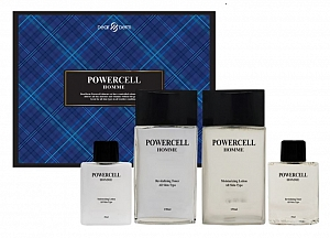 Powercell Homme 2pcs Skincare Set