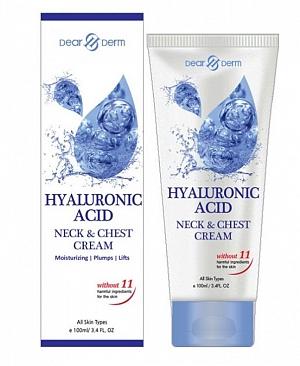 Hyaluronic Acid Neck & Chest Cream 100ml/ 3.4 fl.oz