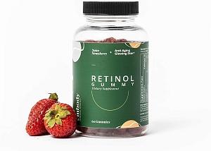 Retinol Gummy  - 60 gummies