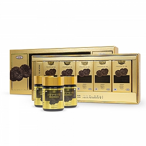 Geumsam Lingzhi With Black Ginseng Extract - 250 mg