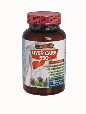 Liver care 950 - 90 caps