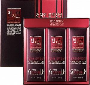 Cheonjihyun Black Ginseng (Ginseng Extract) 10ml X 30 bags