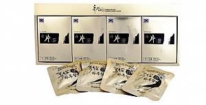 Korean Black Ginseng Honeyed Slice Root – 80g  (20g X 4 packs)