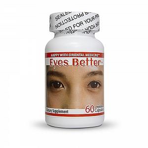Eye Better - 60 Capsules