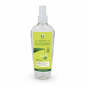 6 oz - SPRAY Ginger & Lemon Fragrance Hand Sanitizer
