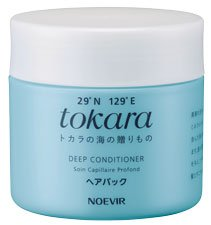 Noevir Tokara Dea Mineral Deep Conditioner -  360ml/350g