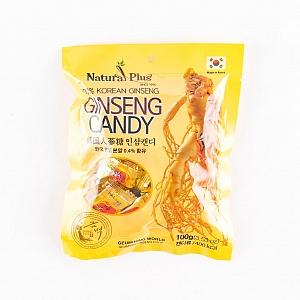Natural Plus Korean Ginseng Candy 100g