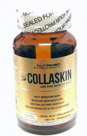 COLLASKIN with PINE BARK EXTRACT (60 softgels)
