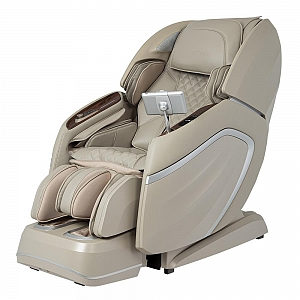 AmaMedic Hilux 4D Massage chair - Taupe