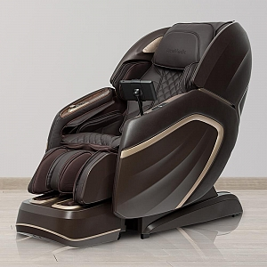AmaMedic Hilux 4D Massage chair - Brown