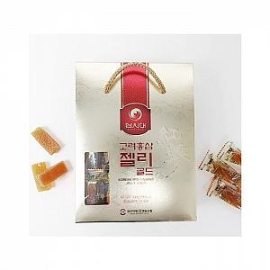 SamSiDae Korean Red Ginseng Jelly Gold 300g