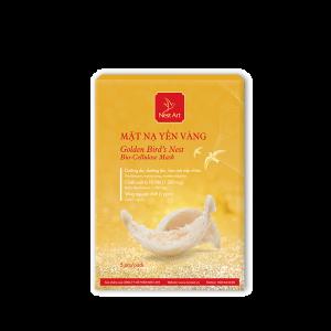 Golden Bird's Nest Bio-Cellulose Mask - 5pcs/pack