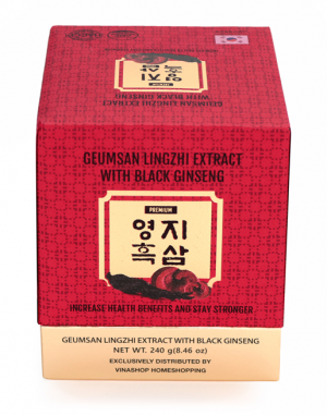 Geumsan Lingzhi Extract With Black Ginseng (240g)